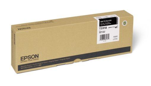 Epson T591800 UltraChrome K3 Matte Black Ink Cartridge