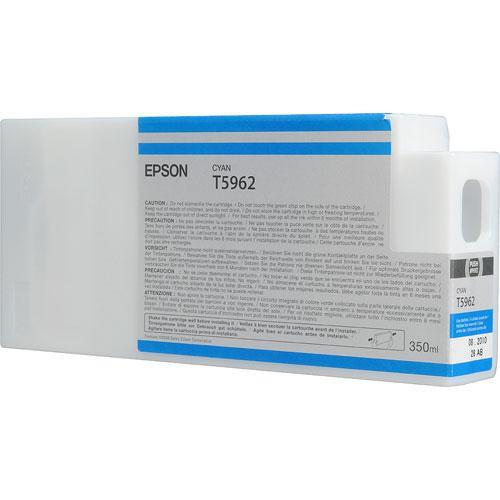 Epson T5962 Cyan Ultrachrome HDR Ink Cartridge