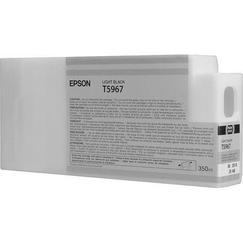 Epson T59667 Light Black Ultrachrome HDR Ink Cartridge