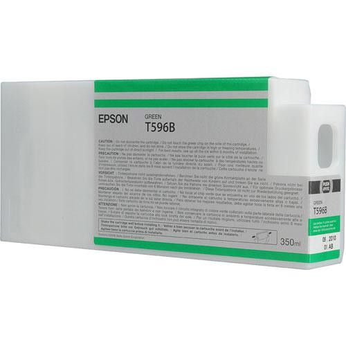Epson T5966B Green Ultrachrome HDR Ink Cartridge