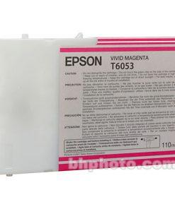 Epson T6053 Vivid Magenta UltraChrome Ink Cartridge