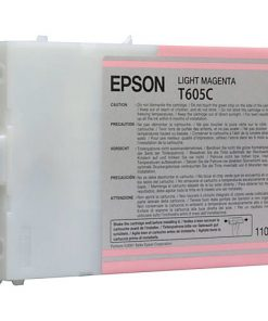 Epson T605C00 Light Magenta UltraChrome Ink Cartridge