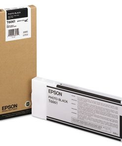 Epson T6061 Photo Black UltraChrome Ink Cartridge