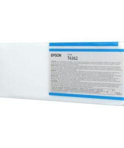 Epson T6362 Cyan Ultrachrome HDR Ink Cartridge