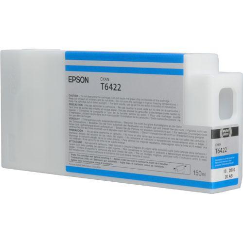 Epson T6422 Cyan Ultrachrome HDR Ink Cartridge