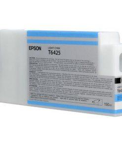 Epson T6425 Light Cyan Ultrachrome HDR Ink Cartridge