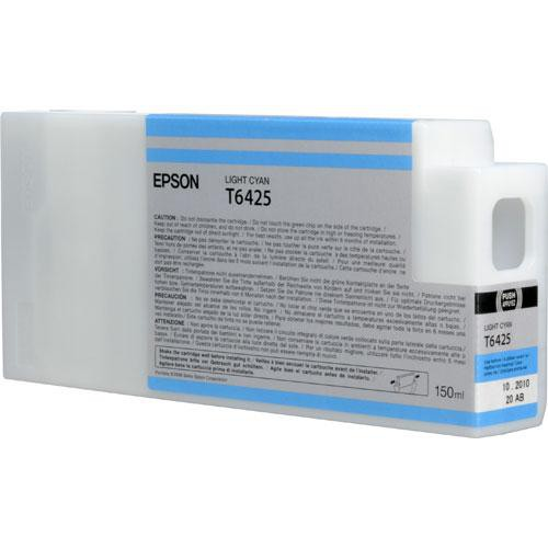 Epson T6425 Light Cyan Ultrachrome HDR Ink Cartridge