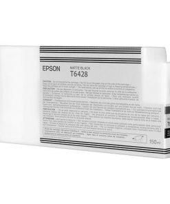 Epson T6428 Matte Black Ultrachrome HDR Ink Cartridge