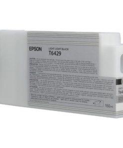 Epson T6429 Light Light Black Ultrachrome HDR Ink Cartridge