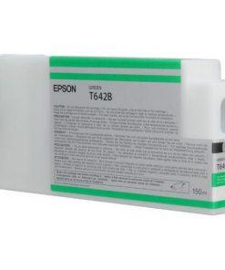 Epson T642B Green Ultrachrome HDR Ink Cartridge