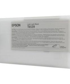 Epson T6539 Light Light Black Ultrachrome Ink Cartridge
