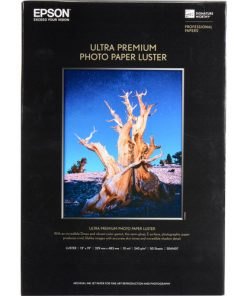 Epson Ultra Premium Luster Photo Paper 13inx19in 50-sheets S041407