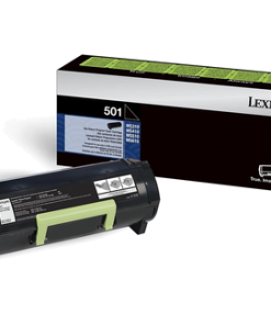 Lexmark 501H High Yield Return Program Toner 50F1H00