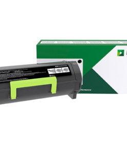 Lexmark 501X Extra High Yield Return Program Toner 50F1X00