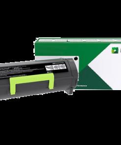 Lexmark 501X Extra High Yield Return Program Toner 50F1X00