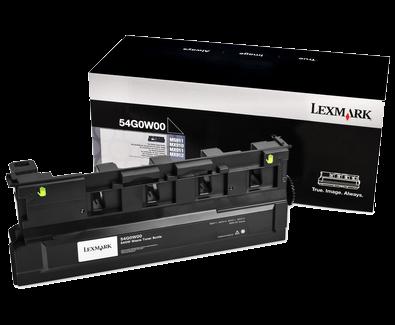 Lexmark 54G0W00 Waste Toner Bottle