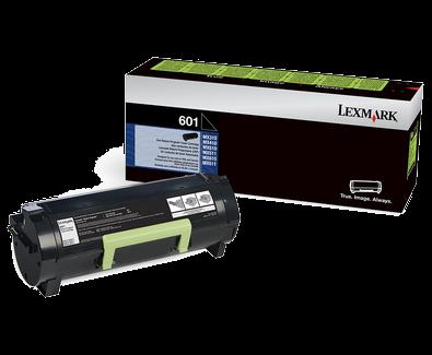Lexmark 601 Return Program Toner 60F1000