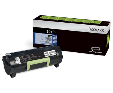Lexmark 601H High Yield Return Program Toner 60F1H00