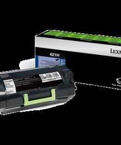 Lexmark 621H Return Program High Yield Toner Cartridge 62D1H00