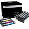 Lexmark 700Z5 Black and Colour Imaging Kit 70C0Z50
