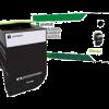 Lexmark 701HK Black High Yield Return Program Toner 70C1HK0