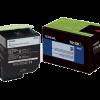 Lexmark 701XK Black Extra High Yield Return Program Toner 70C1XK0