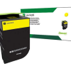 Lexmark 701Y Yellow Return Program Toner 70C10Y0