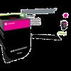 Lexmark 800X3 Magenta Extra High Yield Toner 80C0X30