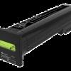 Lexmark Black Extra High Yield Return Program Toner 72K1XK0
