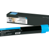 Lexmark C950 Cyan Extra High Yield Toner Cartridge C950X2CG