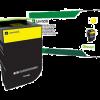 Lexmark CS CX 317 417 517 Yellow Return Program Toner 71B10Y0