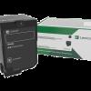 Lexmark CS720 CS725 CX725 Black Return Program Toner 74C10K0