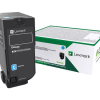 Lexmark CS720 CS725 CX725 Cyan STD Yield Return Program Toner 74C1SC0