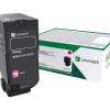 Lexmark CS720 CS725 CX725 Magenta STD Yield Return Program Toner 74C1SM0