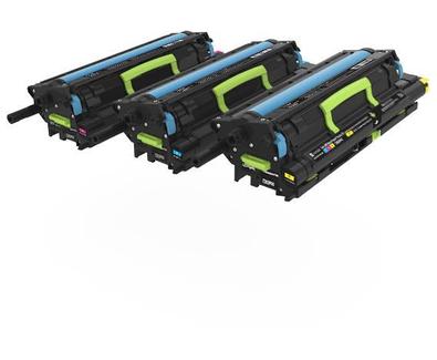 Lexmark Colour Return Program Developer Kit and Photoconductors Pack 72K0FV0