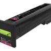 Lexmark Magenta Extra High Yield Return Program Toner 72K1XM0