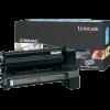 Lexmark C780 Black Return Program Toner C780A1KG