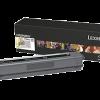 Lexmark C925 Black High Yield Toner C925H2KG