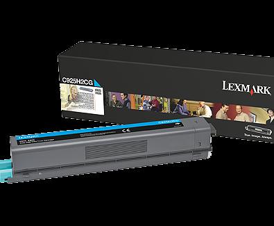 Lexmark C925 Cyan High Yield Toner C925H2CG