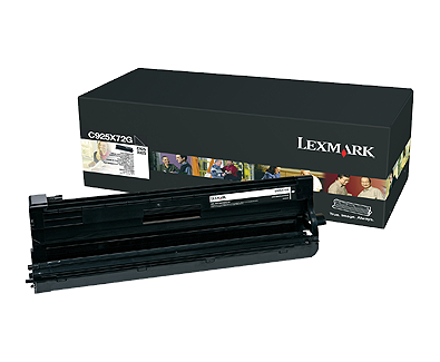 Lexmark C925 X925 Black Imaging Unit C925X72G
