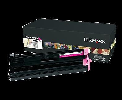 Lexmark C925 X925 Magenta Imaging Unit C925X74G