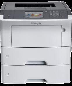 Lexmark MS610dte Laser Printer 35S0550