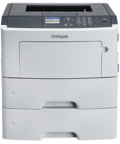 Lexmark MS610dtn Laser Printer 35S0450