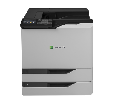 Lexmark CS820dte Color Printer 21K0150