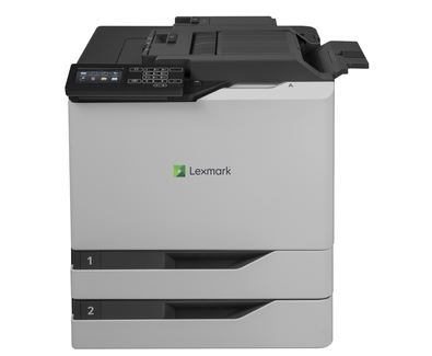 Lexmark CS820dtfe Color Printer 21K0250