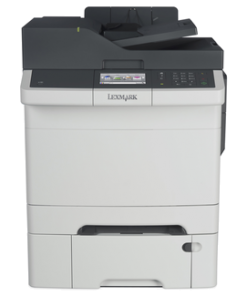 Lexmark CX410dte Color Multifunction Printer 28D0600