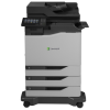 Lexmark CX820dtfe Color Multifunction Printer 42K0012