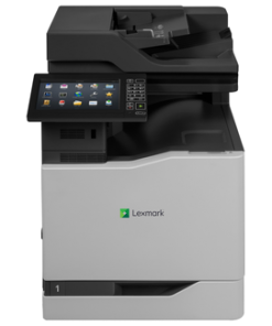 Lexmark CX825de Color Multifunction Printer 42K0040