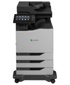 Lexmark CX825dte Color Multifunction Printer 42K0041