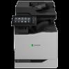 Lexmark CX860de Color Multifunction Printer 42K0070